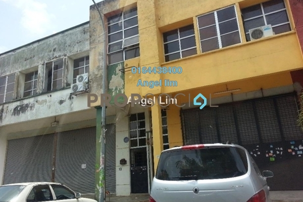 For Rent Shop at Kampung Sungai Buloh, Sungai Siput Freehold Semi Furnished 0R/0B 4k