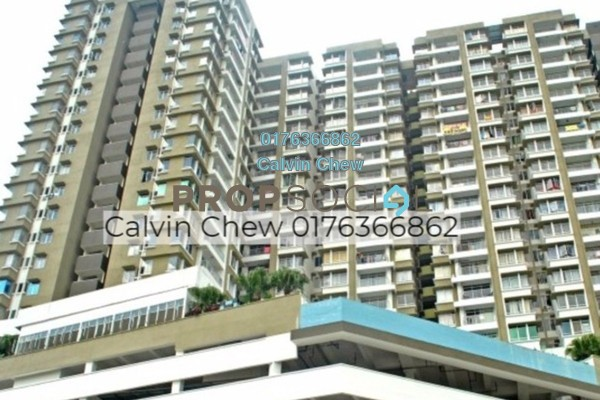 For Sale Condominium at Prima U1, Shah Alam Freehold Unfurnished 3R/2B 306k