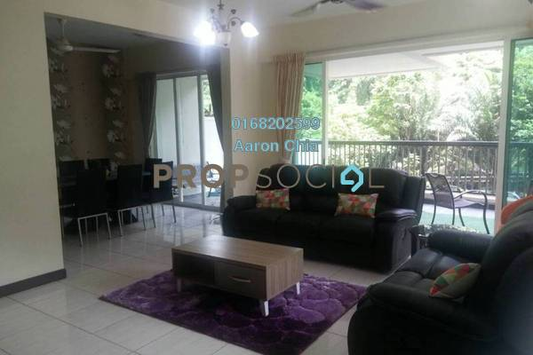 For Rent Condominium at Armanee Terrace I, Damansara Perdana Freehold Fully Furnished 4R/4B 3.6k