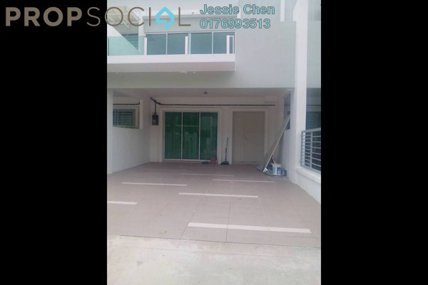 For Sale Terrace at Alwinix, Bandar Sri Sendayan Freehold Unfurnished 4R/3B 420k