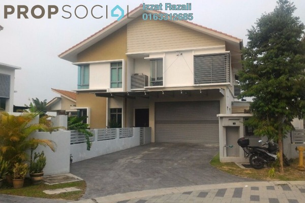 For Sale Bungalow at Saujana Impian, Kajang Freehold Semi Furnished 6R/6B 2.95m