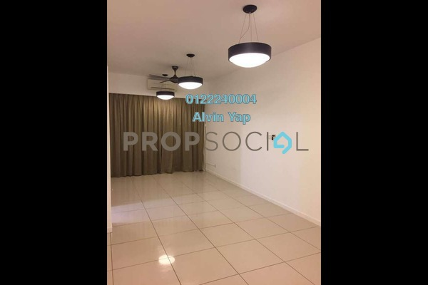 For Rent Serviced Residence at Cascades, Kota Damansara Freehold Semi Furnished 1R/1B 1.8k