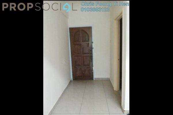 For Rent Apartment at Taman Bukit Serdang, Seri Kembangan Freehold Semi Furnished 3R/1B 900translationmissing:en.pricing.unit