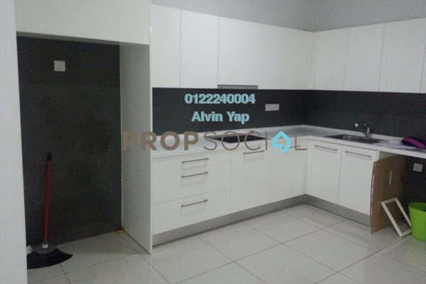 For Rent Serviced Residence at Cascades, Kota Damansara Freehold Semi Furnished 2R/0B 2.6k