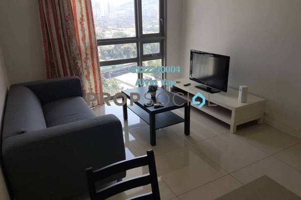 For Rent Serviced Residence at Cascades, Kota Damansara Freehold Fully Furnished 1R/1B 1.9k