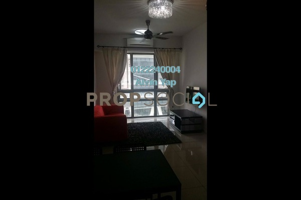 For Rent Condominium at Cascades, Kota Damansara Freehold Fully Furnished 1R/1B 1.9k