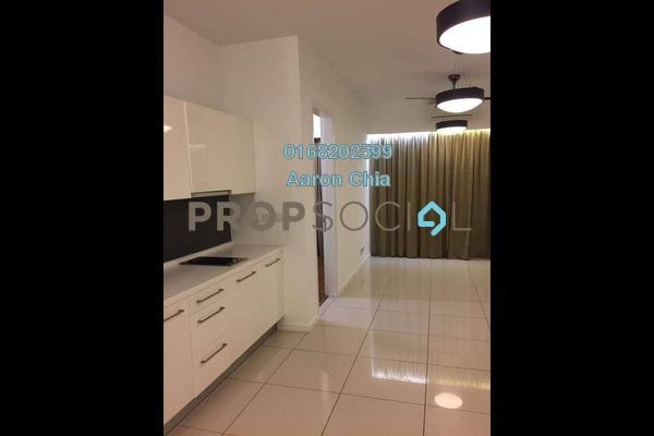 For Rent Serviced Residence at Cascades, Kota Damansara Freehold Semi Furnished 1R/1B 1.8k