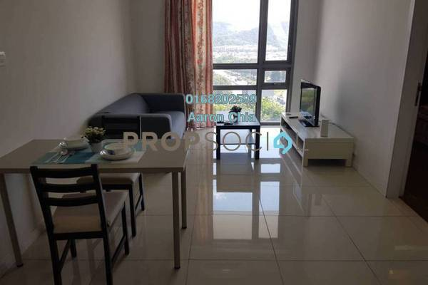 For Rent Serviced Residence at Cascades, Kota Damansara Freehold Fully Furnished 1R/1B 1.8k