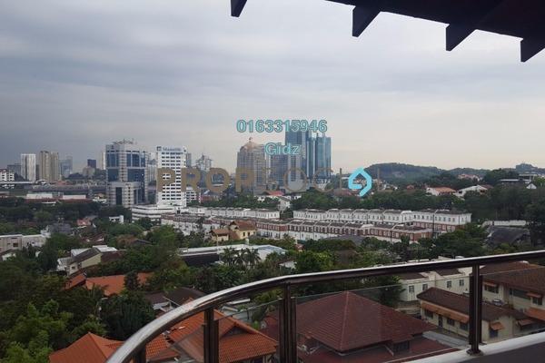 For Rent Condominium at Villa Vista, Damansara Heights Freehold Semi Furnished 4R/5B 5k