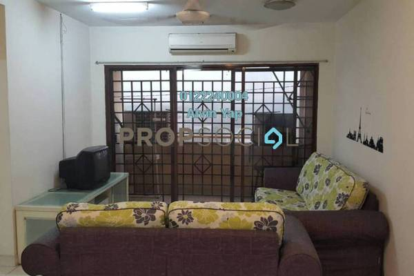 For Rent Condominium at Palm Spring, Kota Damansara Freehold Fully Furnished 3R/2B 1.6k