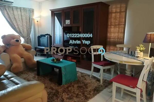 For Rent Condominium at Palm Spring, Kota Damansara Freehold Fully Furnished 3R/2B 1.9k