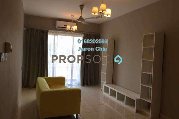 For Rent Condominium at Casa Indah 1, Tropicana Freehold Semi Furnished 2R/3B 2.3k