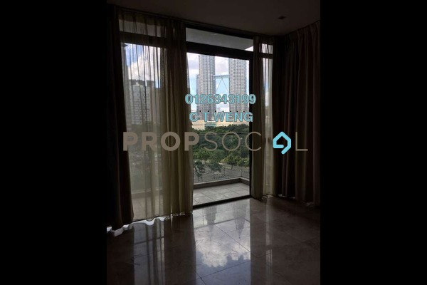 For Rent Condominium at Stonor Park, KLCC Freehold Semi Furnished 3R/1B 7k