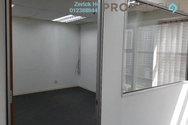 For Rent Office at Plaza 138, KLCC Freehold Fully Furnished 2R/1B 3.3k