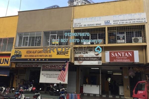 For Rent Shop at Taman Suntex, Batu 9 Cheras Freehold Unfurnished 4R/2B 1.2k