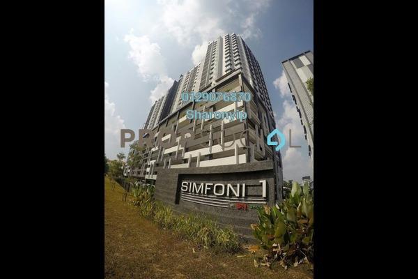 For Sale Condominium at Symphony Residence, Kajang Freehold Unfurnished 3R/2B 390k