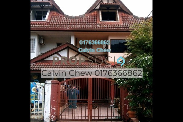 For Sale Terrace at Taman Bukit Mulia, Bukit Antarabangsa Freehold Unfurnished 3R/0B 448.0千
