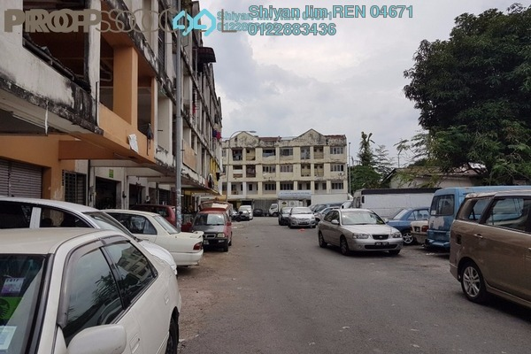 For Sale Shop at Pandan Indah, Pandan Indah Leasehold Semi Furnished 2R/2B 750k