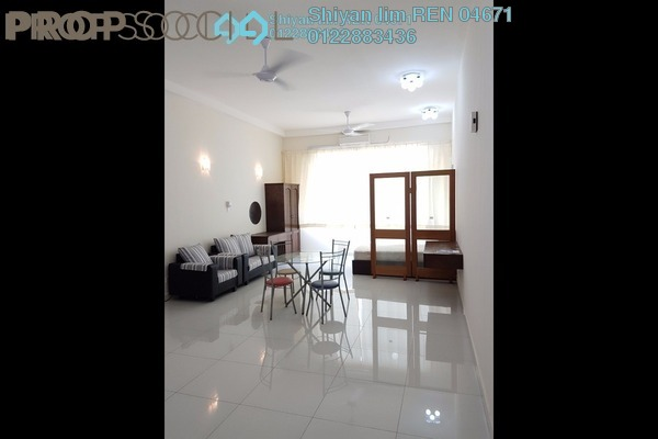For Rent Condominium at Vue Residences, Titiwangsa Freehold Fully Furnished 1R/1B 1.8k