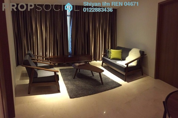 For Rent Condominium at Vortex Suites & Residences, KLCC Freehold Fully Furnished 3R/2B 4k