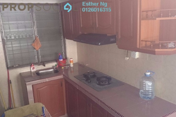 For Sale Apartment at PKNS Seksyen 7 Flat, Shah Alam Leasehold Unfurnished 3R/2B 220k