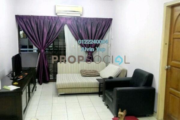 For Rent Condominium at Palm Spring, Kota Damansara Freehold Fully Furnished 3R/2B 1.7k