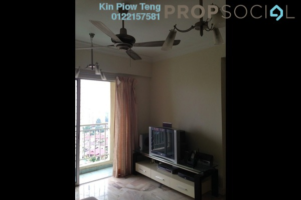 For Rent Condominium at Gurney Heights, Keramat Freehold Fully Furnished 3R/2B 1.8k