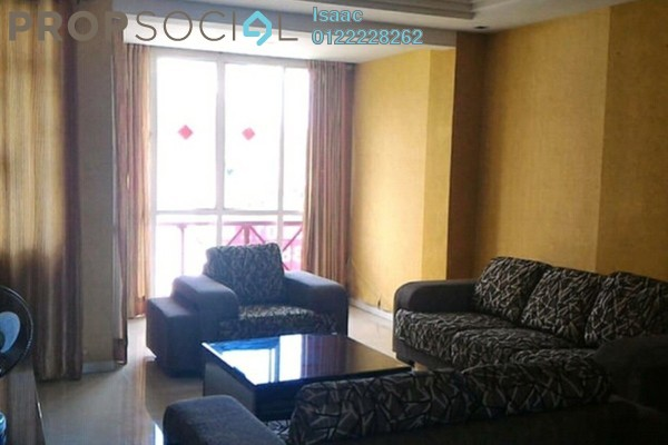For Sale Condominium at Casa Ria, Cheras Freehold Fully Furnished 3R/2B 440k