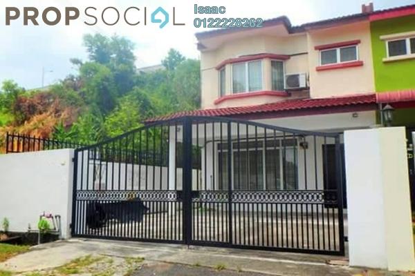 For Sale Terrace at Taman Bukit Ria, Kajang Freehold Semi Furnished 5R/3B 550k