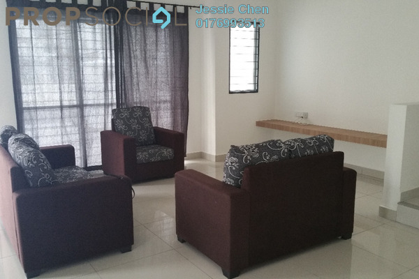 For Rent Terrace at S2 Heights, Seremban 2 Freehold Fully Furnished 4R/3B 2k