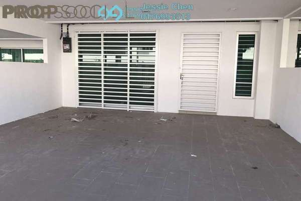 For Rent Terrace at Castora, Bandar Sri Sendayan Freehold Unfurnished 4R/4B 1.3k