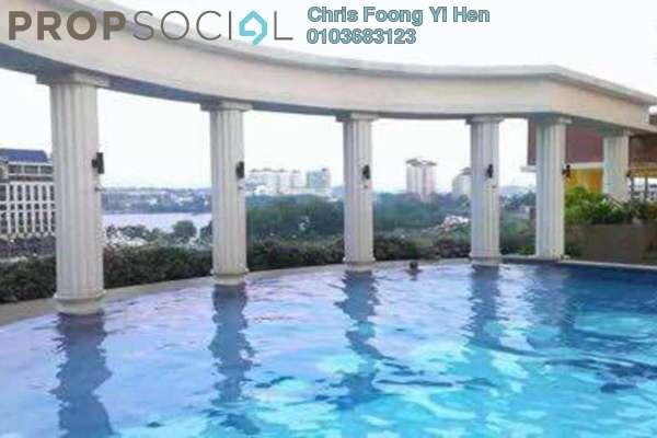 For Rent Condominium at Fortune Park, Seri Kembangan Freehold Fully Furnished 3R/2B 1.65k