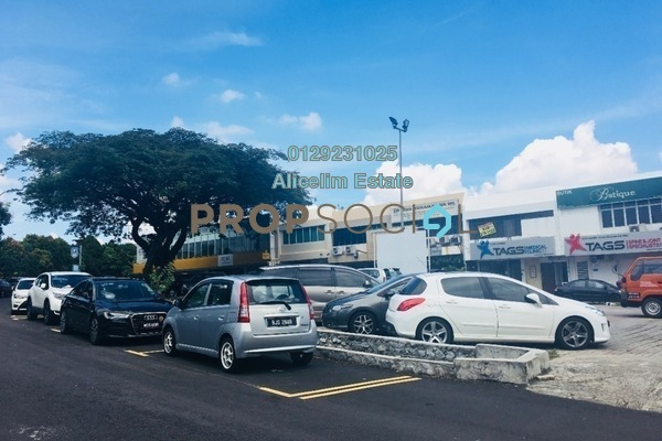 For Rent Office at SS17, Subang Jaya Freehold Semi Furnished 0R/1B 2.9k
