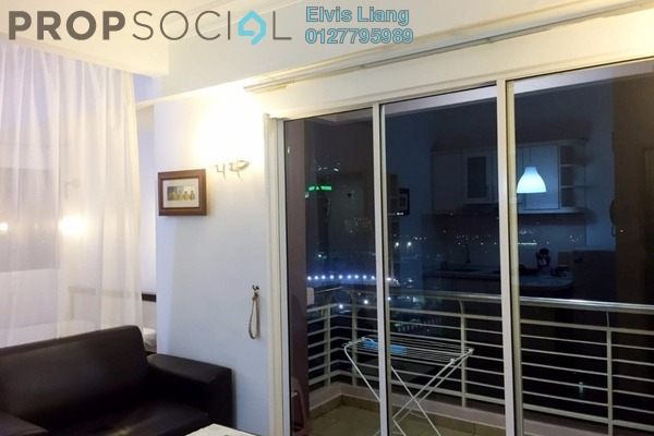 For Rent Condominium at Casa Mutiara, Pudu Freehold Fully Furnished 1R/1B 2k