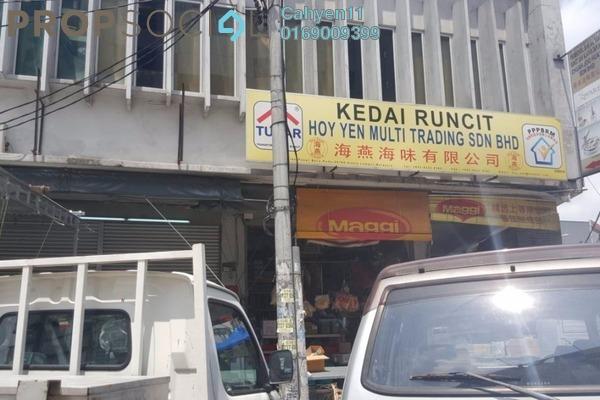 For Rent Shop at Taman Pudu Ulu, Cheras Freehold Unfurnished 0R/0B 5.9k
