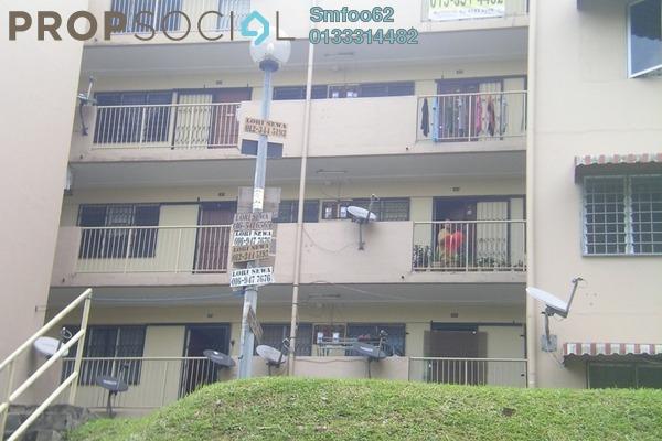 For Rent Condominium at Section 2, Wangsa Maju Freehold Semi Furnished 3R/2B 1k