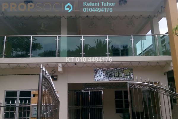 For Sale Semi-Detached at Bandar Tasik Puteri, Rawang Freehold Fully Furnished 4R/3B 550k