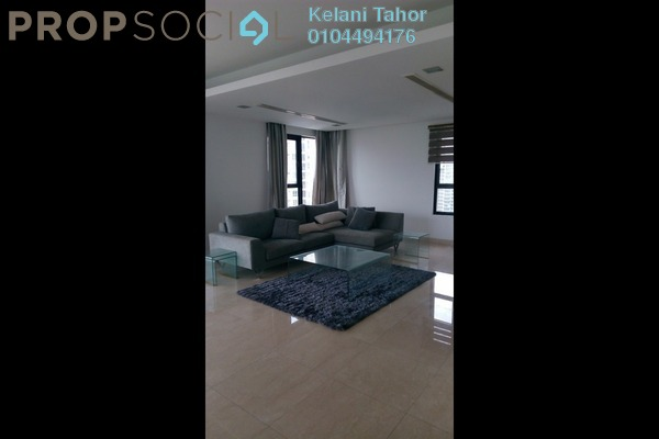For Rent Condominium at Lumina Kiara, Mont Kiara Freehold Fully Furnished 5R/5B 8.5k