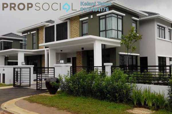 For Sale Semi-Detached at Avanti Residences, Sungai Buloh Freehold Unfurnished 6R/5B 1.39m