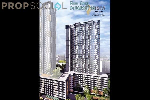 For Sale Condominium at Danau Kota, Setapak Leasehold Unfurnished 3R/2B 300k
