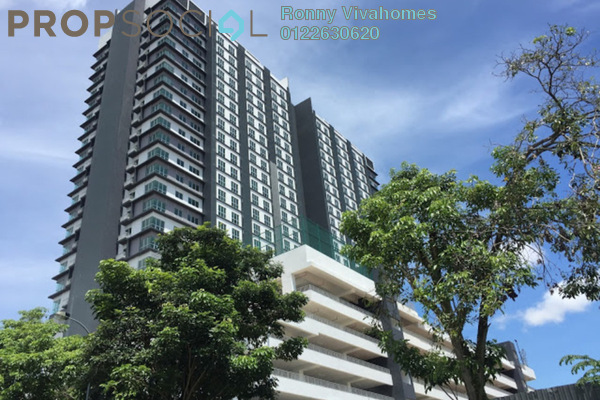 For Sale Condominium at Galleria, Equine Park Freehold Semi Furnished 2R/2B 505k