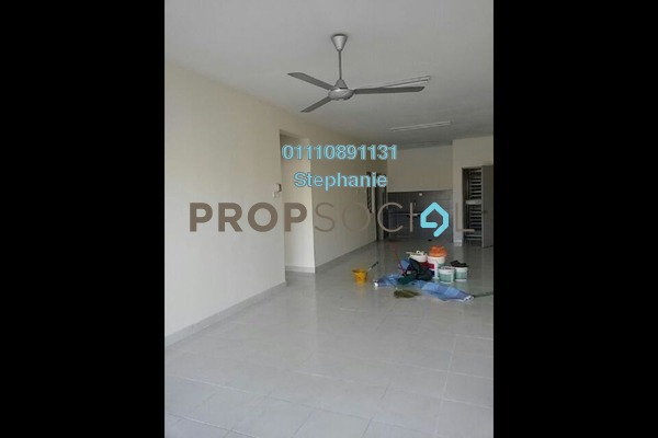 For Rent Condominium at Symphony Heights, Selayang Freehold Semi Furnished 3R/2B 1.1k