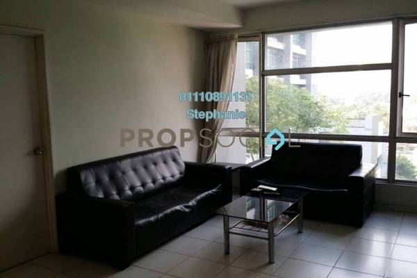 For Rent Condominium at The Saffron, Sentul Freehold Fully Furnished 3R/2B 2k