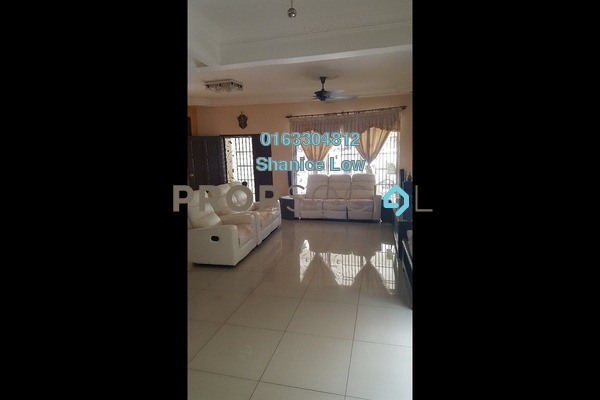 For Sale Terrace at Taman Putra Impiana, Puchong Freehold Semi Furnished 4R/3B 880k