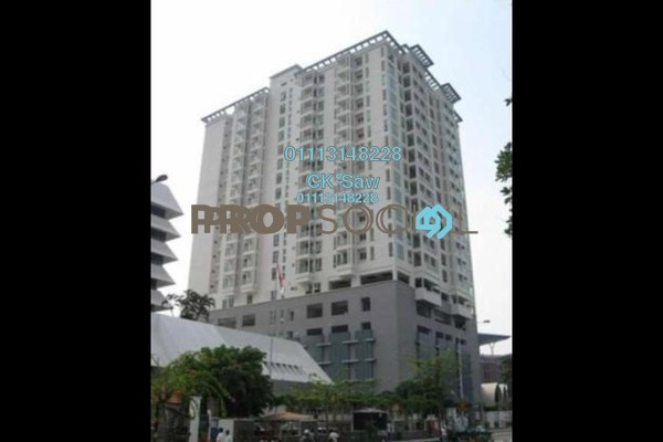 For Rent Condominium at 231 TR, KLCC Freehold Fully Furnished 1R/1B 2k