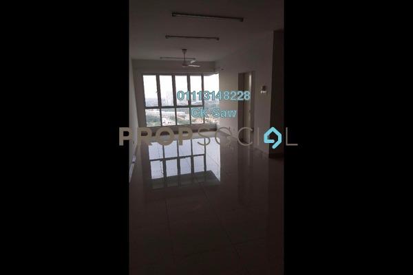For Rent Condominium at Maxim Residences, Cheras Freehold Semi Furnished 3R/2B 1.4k