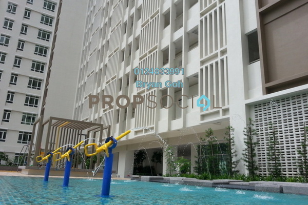 For Rent Condominium at Sierra East, Relau Freehold Unfurnished 3R/3B 1.1k