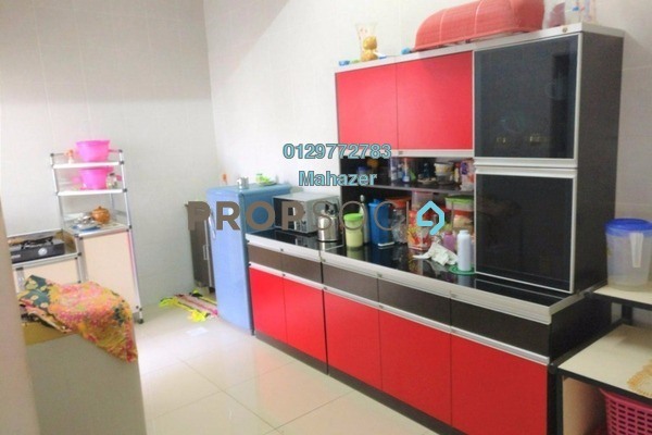 For Sale Terrace at Saujana Puchong, Puchong Freehold Semi Furnished 4R/3B 565k