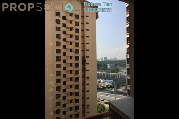 For Sale Condominium at Palm Spring, Kota Damansara Freehold Semi Furnished 3R/2B 388k
