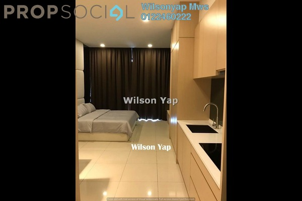 For Rent Serviced Residence at Nadi Bangsar, Bangsar Freehold Fully Furnished 0R/1B 2.3k